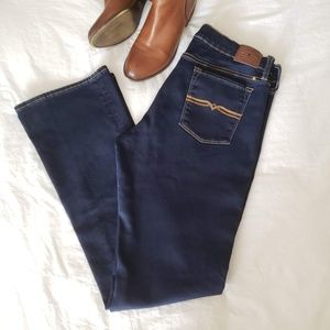 Lucky Brand Charlie Baby Boot Denim Jeans 14 32